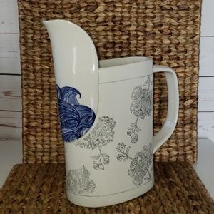 Anthropologie Linda Fahey Pacifica pitcher